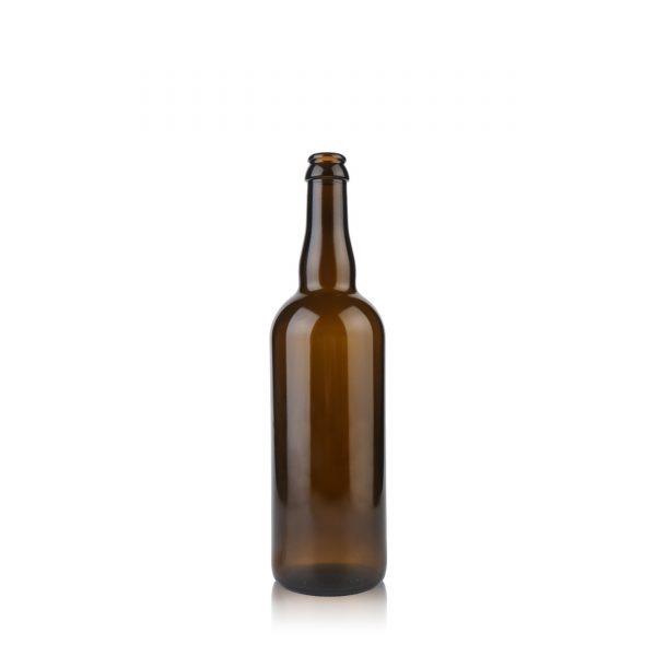 Botella Cerveza BELGIEN 75cl - Sección Cerveza - Vitroval.com