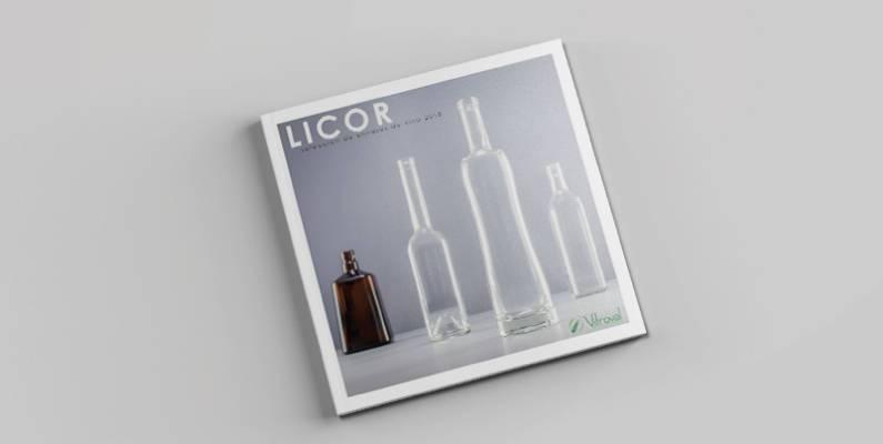 Catálogo Licor - Vitroval