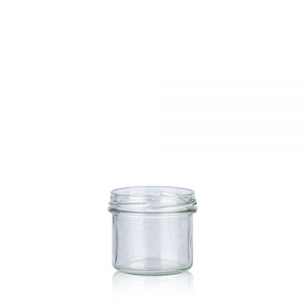 Tarro 125 ml. - 95 gr. - Sección Tarros. Vitroval.com