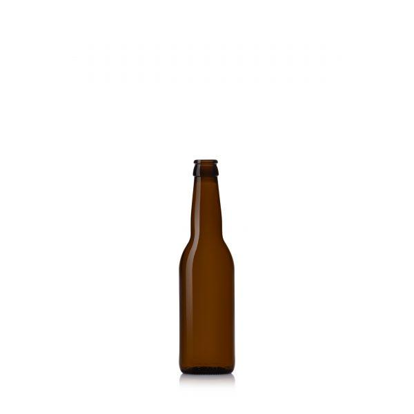 Botella Cerveza LONGNECK 33cl - Sección Cerveza - Vitroval.com
