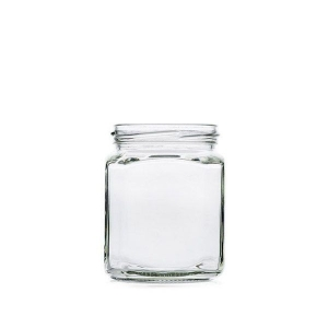 Jar CUADRADO 370ml - Jar section - Vitroval.com