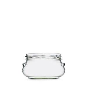 Tub 228ml - Jar section - Vitroval.com