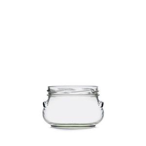 Tub 290ml 160gr - Jar section - Vitroval.com