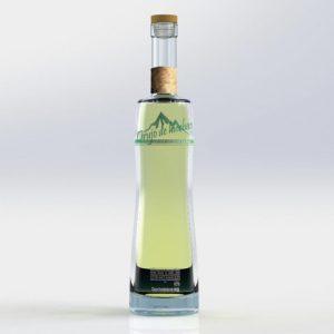 Botella Licor Duna - Vitroval