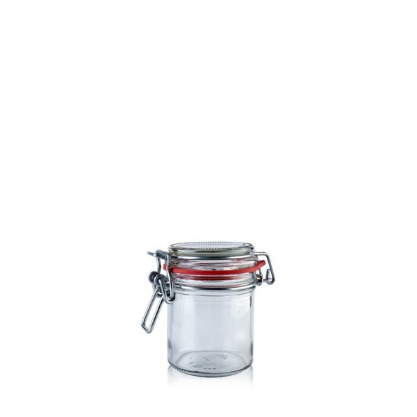 Jar HERMÉTICO REDONDO 167ml - Jar section - Vitroval.com