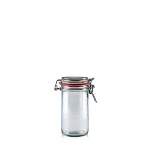 Jar HERMÉTICO REDONDO 277ml - Jar section - Vitroval.com