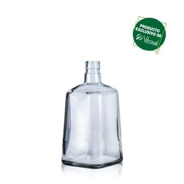 Liquor bottle VIVA - Liquor section - Vitroval